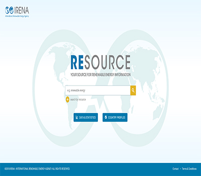 IRENA REsource