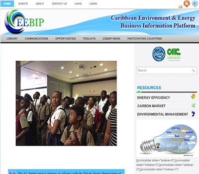 Caribbean Environment and Energy Business Information Portal